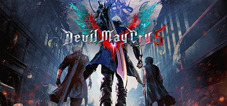 Ключ Devil May Cry 5 Deluxe