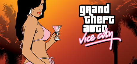 Обложка игры Grand Theft Auto: Vice City